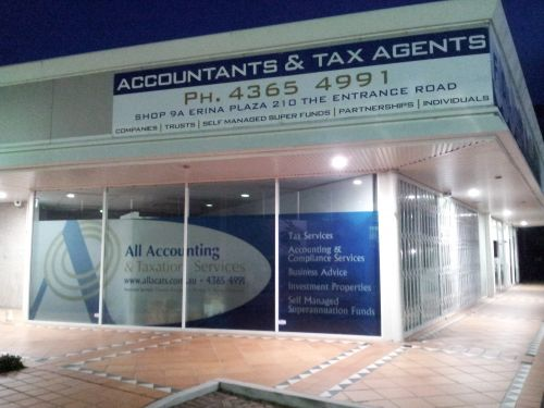All Accounting  Taxation Services - Townsville Accountants