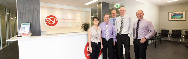 Shanahan Swaffield Partners - Townsville Accountants