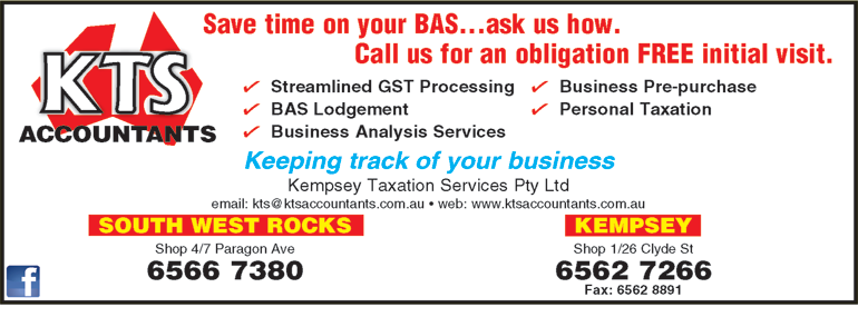 Kempsey Taxation Services Pty Ltd