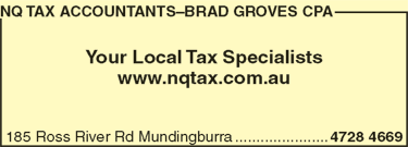 NQ Tax Accountants - Brad Groves CPA