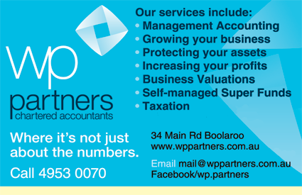 WP Partners Chartered Accountants