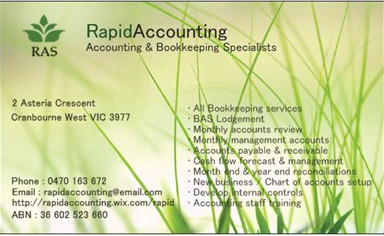 Rapid Accounting Solutions - Townsville Accountants