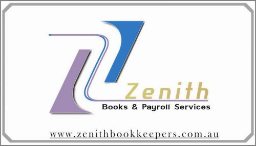 Zenith Books amp Payroll Services - Townsville Accountants