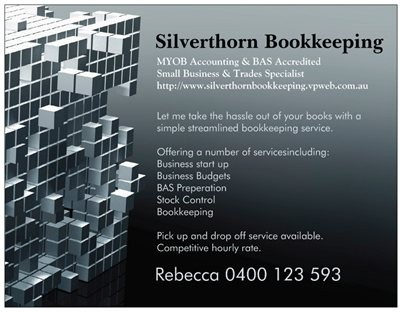 Silverthorn Bookkeeping - Townsville Accountants