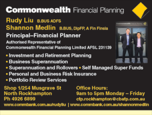 Commonwealth Financial Planning - Townsville Accountants