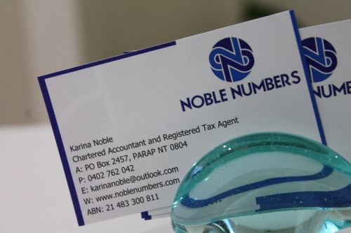 Noble Numbers - Townsville Accountants