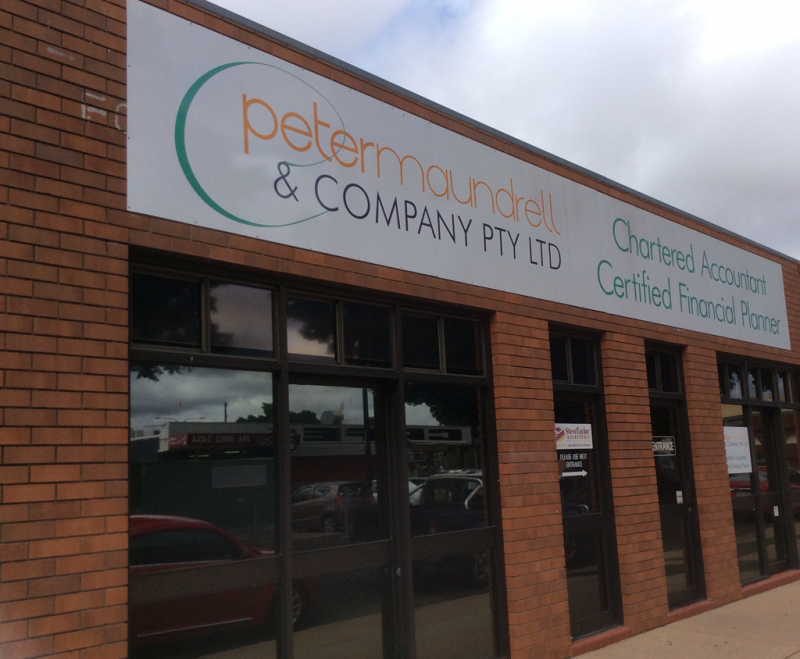 Peter Maundrell  Company Pty Ltd - Townsville Accountants